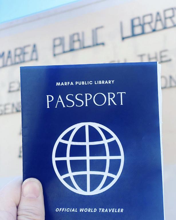 Photo of MPL Summer Reading passport